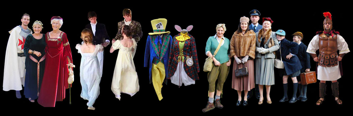 Costumes for Themed Events